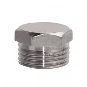 Заглушка никель (пробка) Ду 25 НР