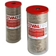 Нить сантехническая льняная, для резьб. соед. (110м) VT.FLAX.0.110