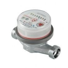 """Счетчик воды универсальный до +90^С, 1/2"""", 110 мм, без сгонов, VALTEC"""