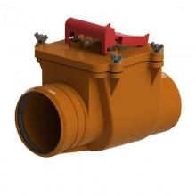 Клапан обратный ПП Ду-110 (Татполимер)