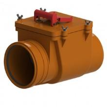 Клапан обратный ПП Ду 160 (Татполимер)