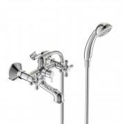 Смеситель VIDIMA RETRO (арт.BA355AA) для ванны пов.излив 90 мм