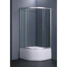 Душевое ограждение UMBRIA UDR-090Т (стекло-тонированное)