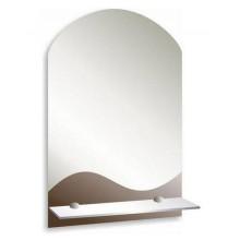 Зеркало Баунти с полочкой 39х58,5