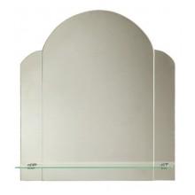 Зеркало Макияж с полочкой 40х55