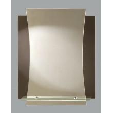 Зеркало Метиз с полочкой 56х69