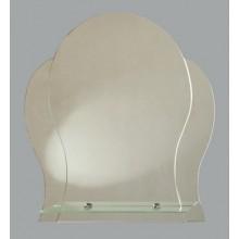 Зеркало Манго с полочкой 53,5х57