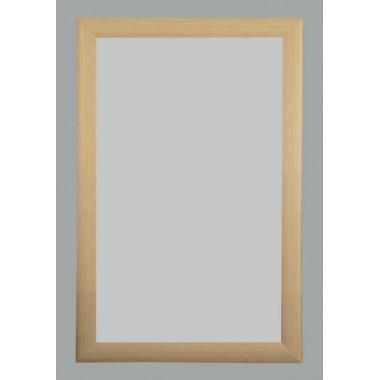 Зеркало Дуб (багет МДФ) 41х61