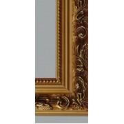 Зеркало Симфония (багет пластик) 60х120