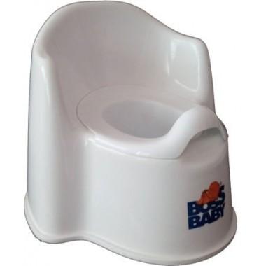 Горшок-кресло BossBaby (Белый)