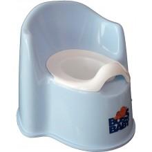 Горшок-кресло BossBaby (Голубой)