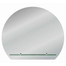 Зеркало Энигма с полочкой 57х48