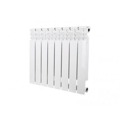 Биметаллический радиатор HALSEN BS 500/80 8 секций