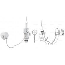 Кнопка пневматического смыва MPO10 (AlcaPlast)