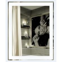 Зеркало Сапфир 53х68