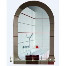 Зеркало Соло с полочкой 40х59
