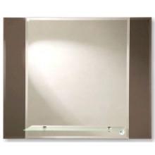 Зеркало Чили с полочкой 73х60