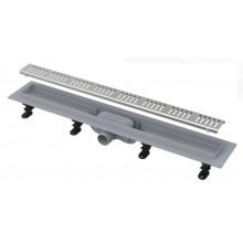 Водоотводящий желоб Simple APZ10-950M (AlcaPlast)
