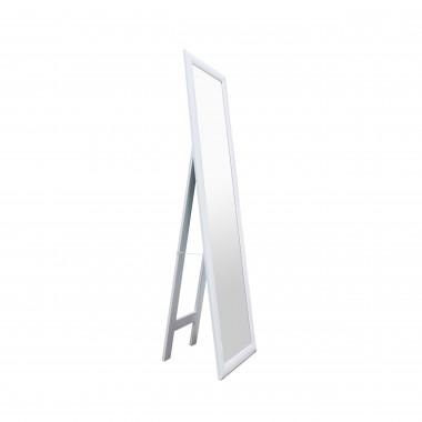 Зеркало НАПОЛЬНОЕ (белое) 45х160