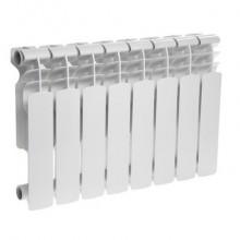 Алюминиевый радиатор Оазис PRO 350/80 10 секции