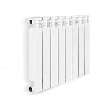 Биметаллический радиатор Оазис 500/80 6 секции