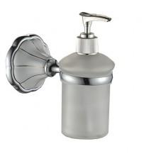 Диспенсер ZOLLEN GUBEN (GU83422) для жидкого мыла с держателем, настенный