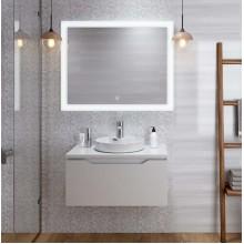Зеркало LED 030 design 80x60 с подсветкой с антизапотеванием прямоугольное